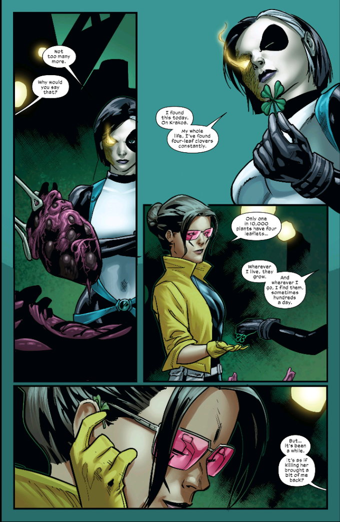 X-Force #8 // Marvel Comics (2020)