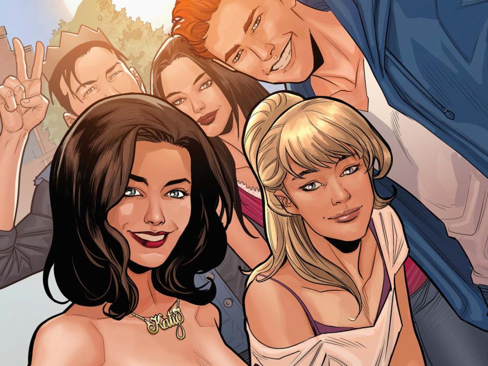 Archie & Katy Keene #2