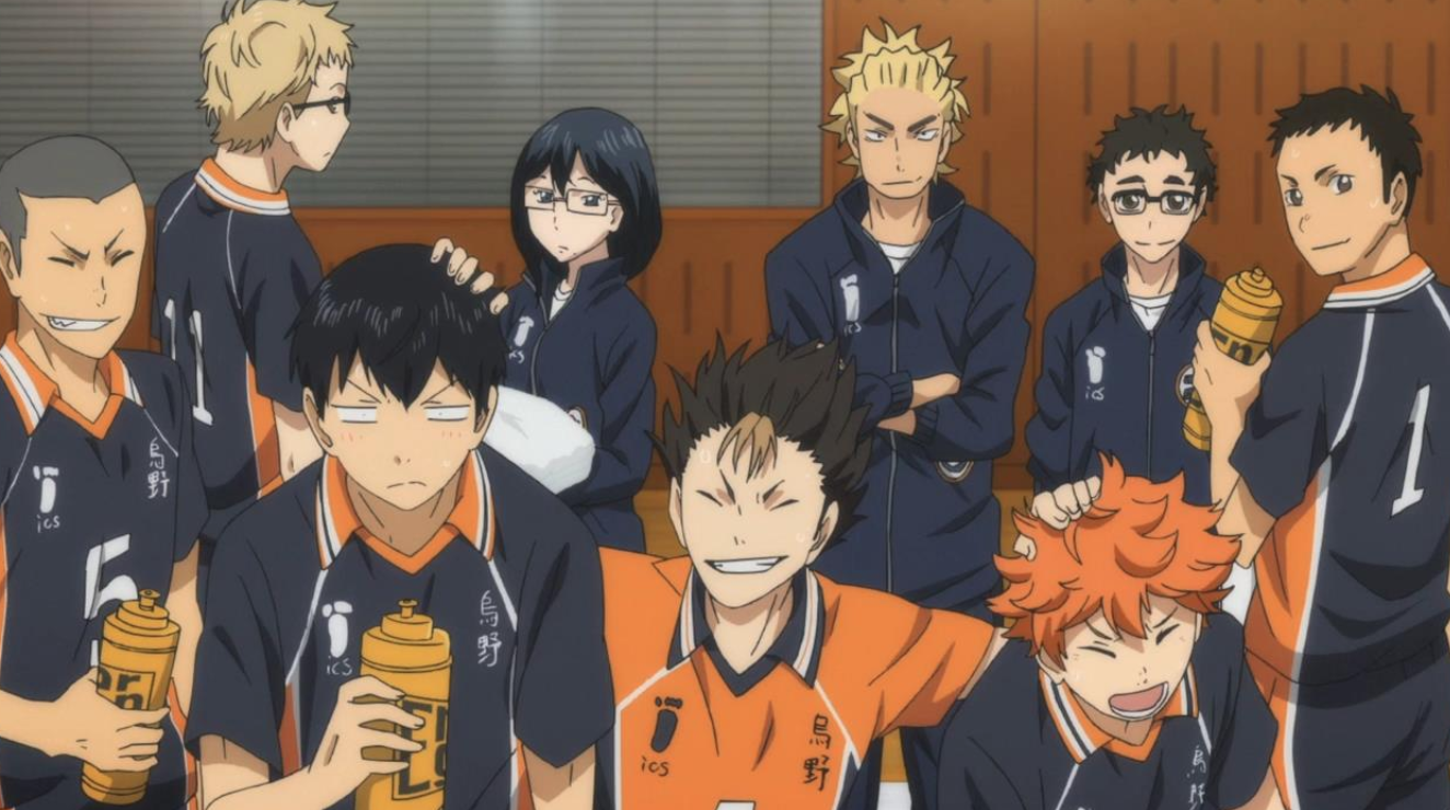 Haikyuu | Sports Anime