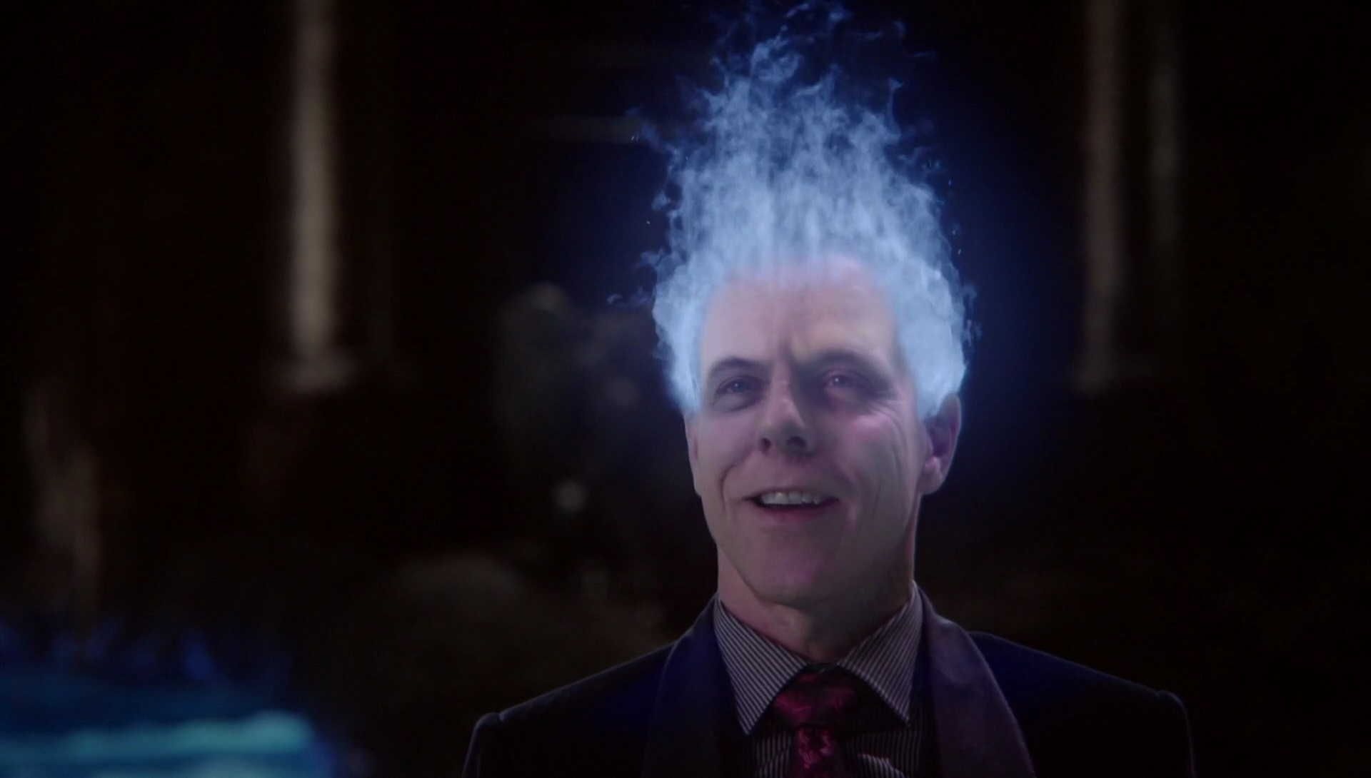 Hades in the TV show Once Upon a Time.