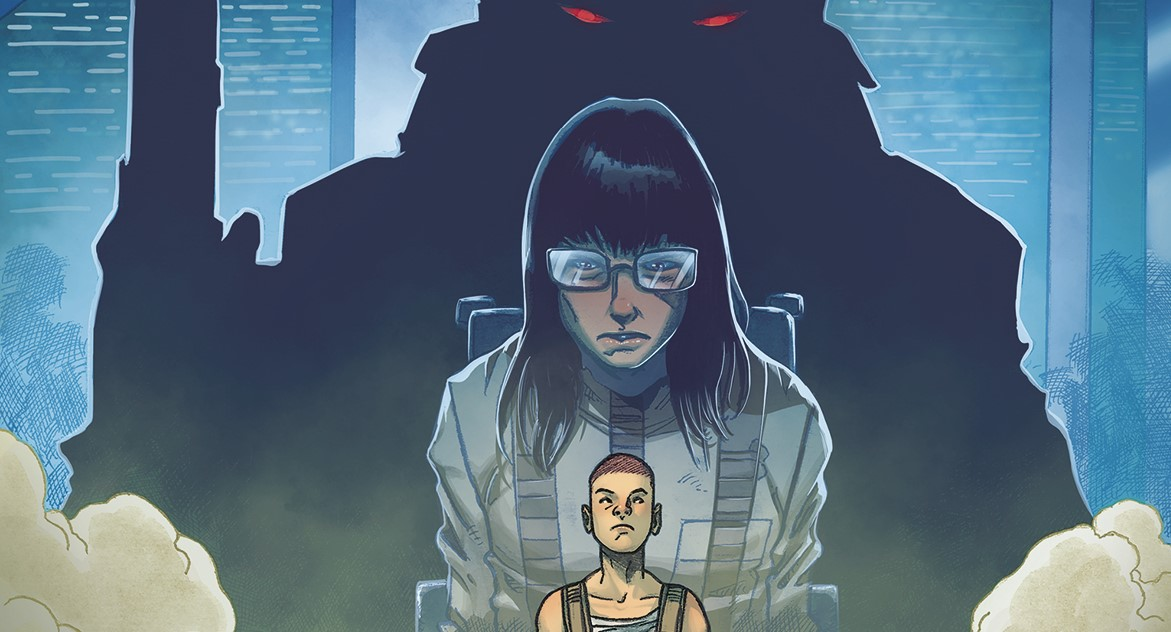 Cover of Blade Runner 2019 #7