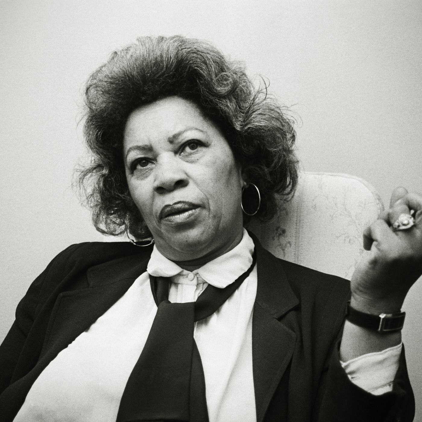 American author Toni Morrison