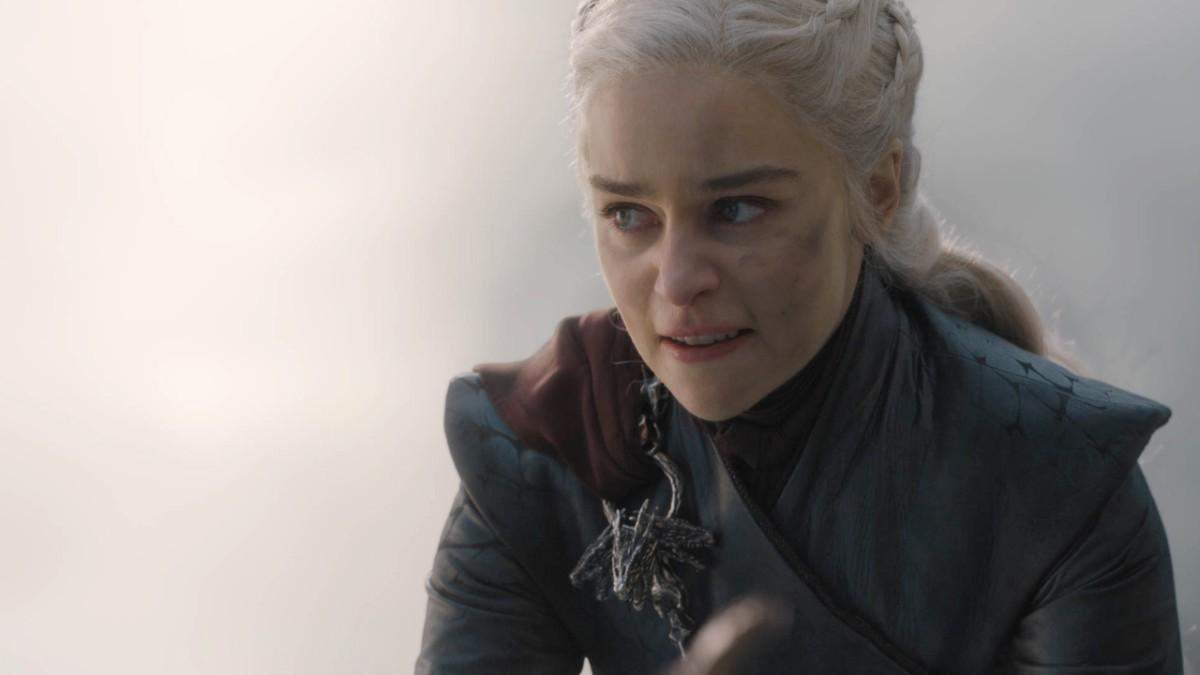 Emilia Clarke as Daenerys Targaryen in Game of Thrones, where better endings were rare