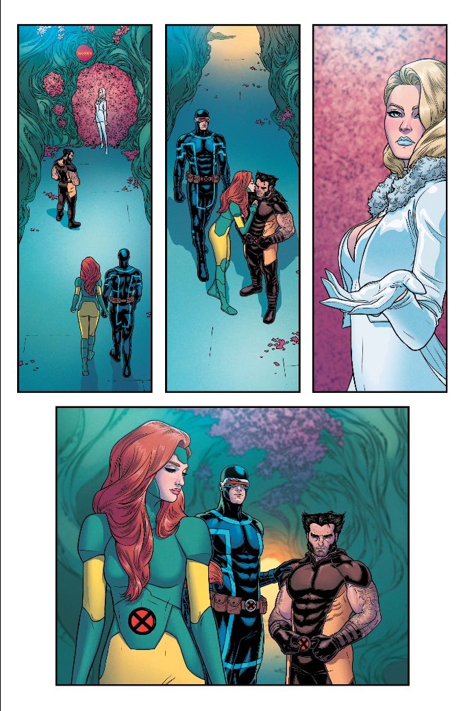 Giant-Size X-Men Jean Grey And Emma Frost #1 // Marvel Comics (2020)