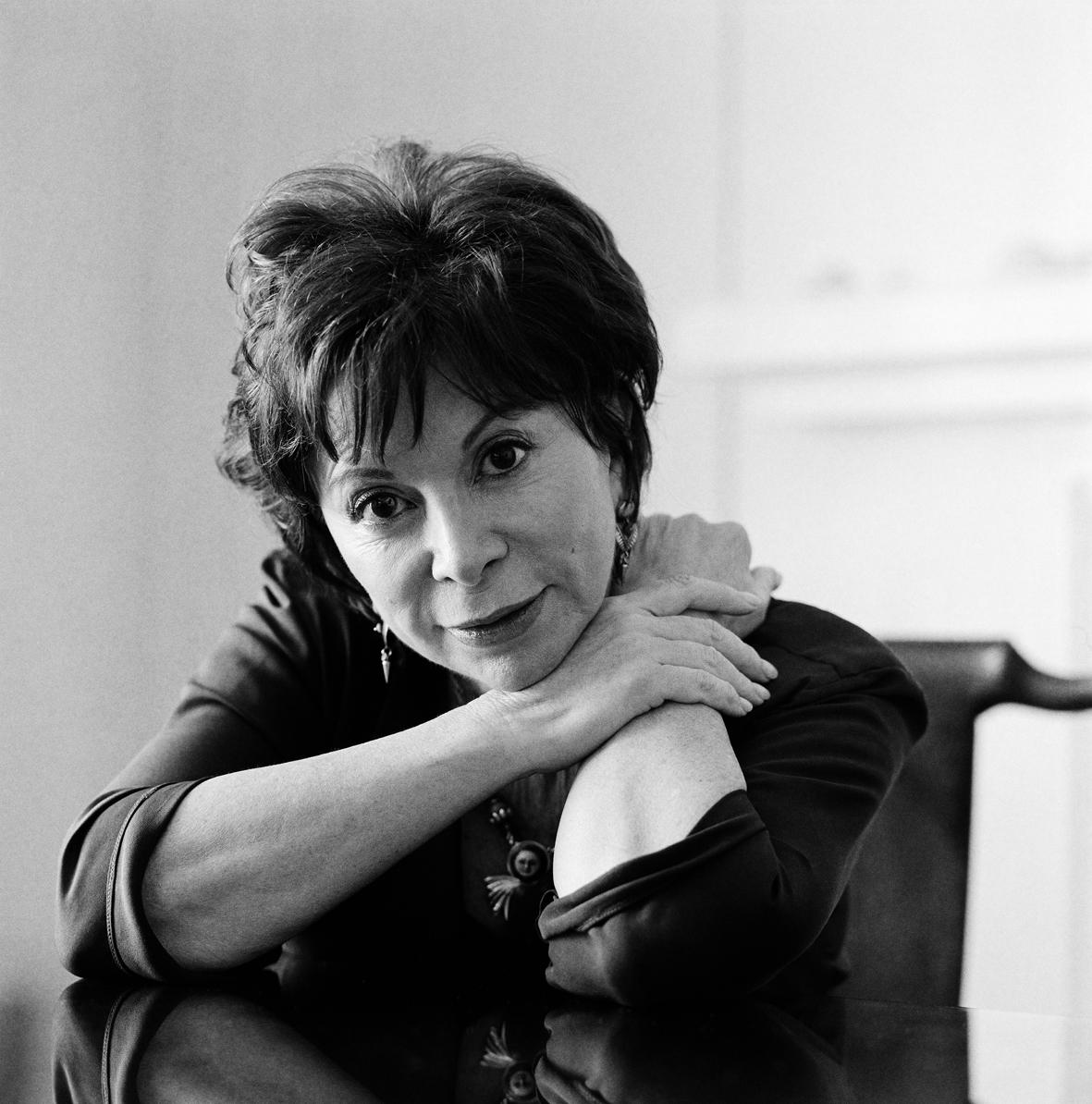 Magical realsim author Isabel Allende