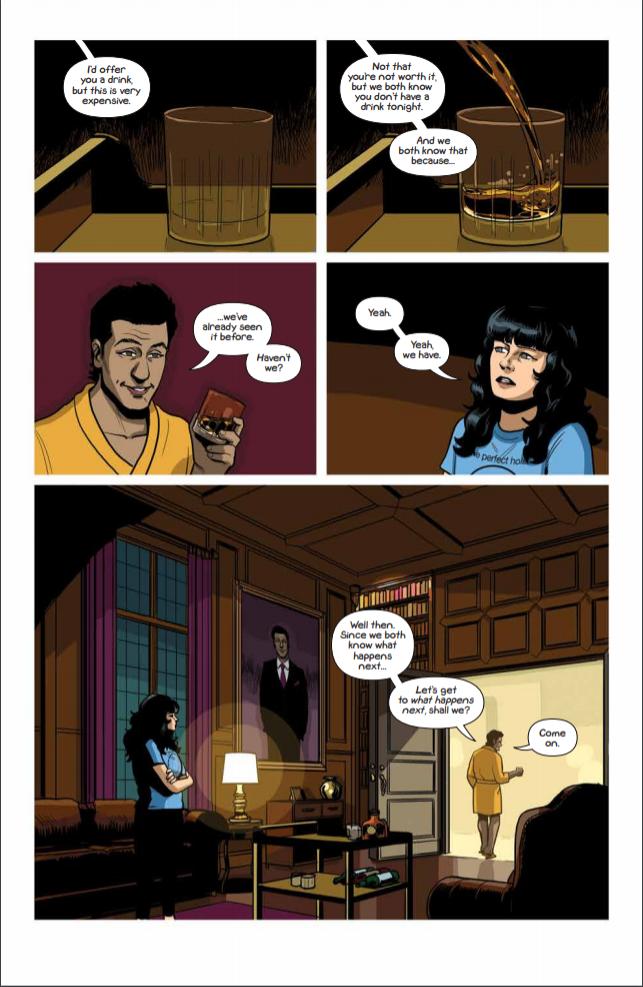 Sex Criminals #28-Image comics 2020