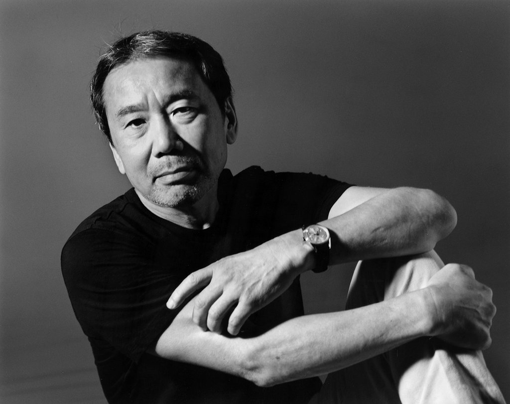 Magical realism author Haruki Murakami