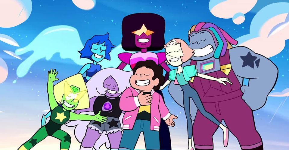 Steven Universe has finally brought peace to the entire universe.
