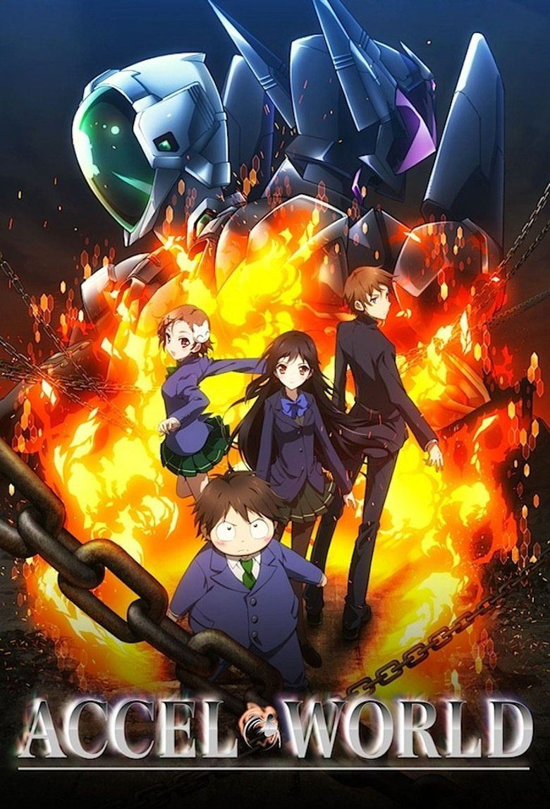 Anime poster for Accel World.