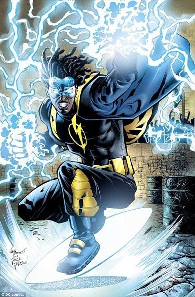 Static Shock (DC Comics)