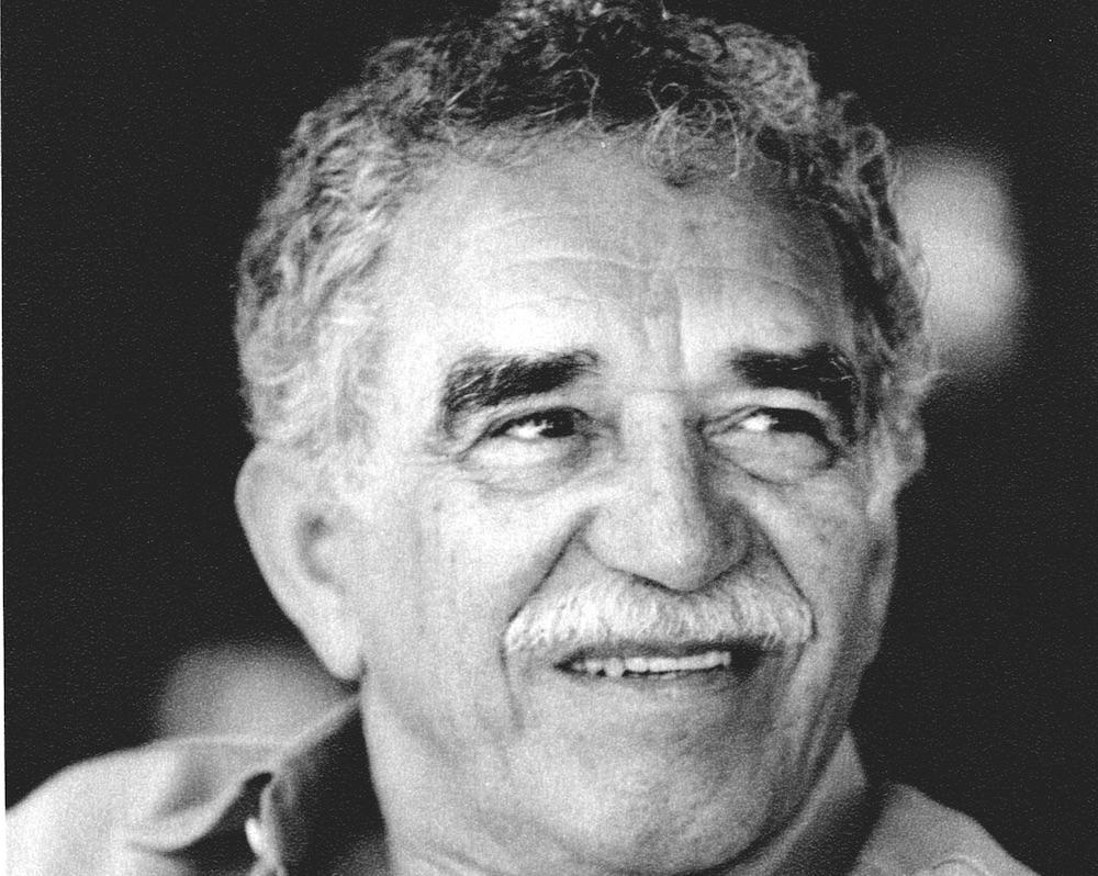 Magical realism author Gabriel García Márquez