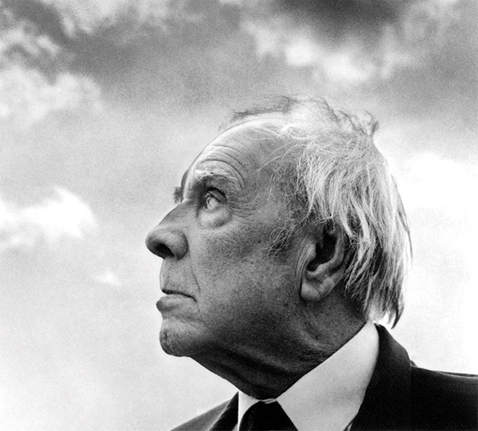 Magical realist Jorge Luis Borges
