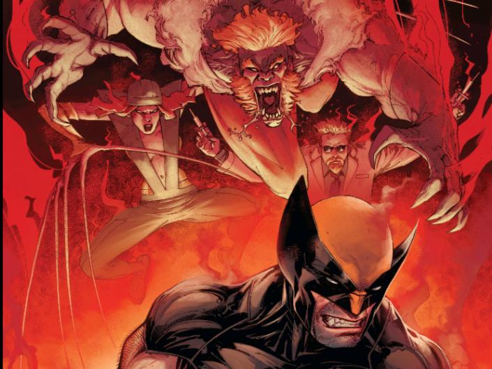 Wolverine #2   Marvel Comics (2020)