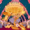 Lumiere and the teapots welcome you to be their (social distancing) guest