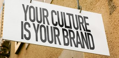 Organisational culture is your brand