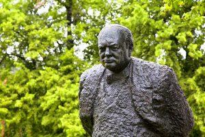 Winston Churchill leadership personality organisational psychology