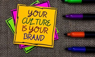 thriving company culture brand