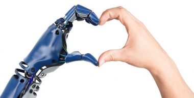 Humanising robots and technology