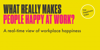 What really makes people happy at work? WHITEPAPER
