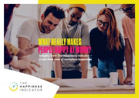 The-Happiness-Indicator-brochure-Front-cover-what-makes-people-happy-and-engaged-at-work