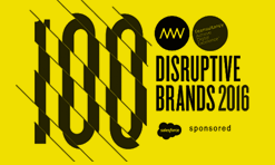 Top-100 Disruptive Brands