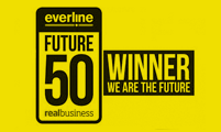 Real Business Awards - Everline Future 50