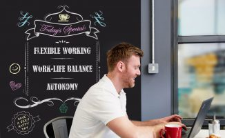 flexibility work-life balance & autonomy for workplace happiness