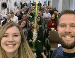 2020 Vision Event Selfie