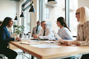 Bringing happiness into boardroom
