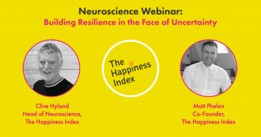 Clive Hyland and Matt Phelan discuss mental resilience in the face of uncertainty
