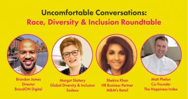 Race diversity and inclusion roundtable