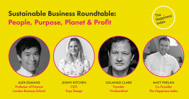 People Purpose Planet Profit: Sustainable Business Roundtable