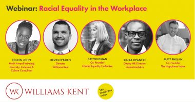 Racial Inequality in the Workplace Roundtable panel