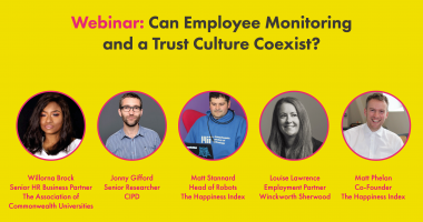 Can Employee Monitoring and a Trust Culture Coexist