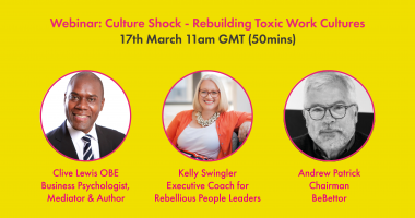 Roundtable on Rebuilding Toxic Work Cultures