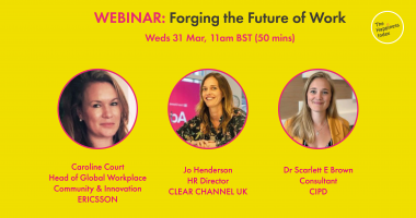 Forging the Future of Work roundtable