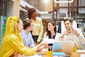 Investing in employee happiness