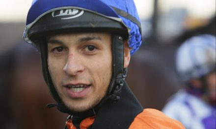 Harris out to break Group One drought