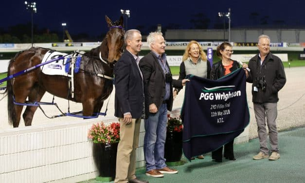 Cromwell couple counting down to huge night at Addington