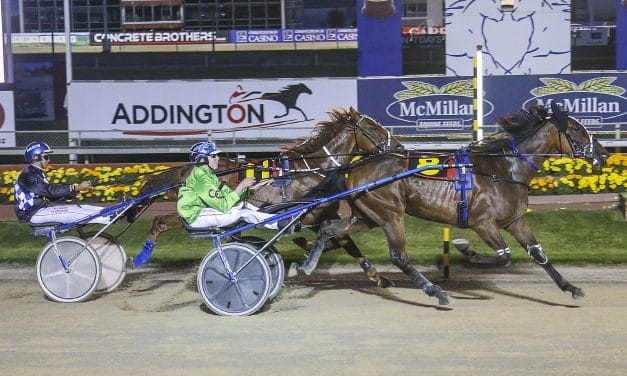 Dobson duo delight with Addington double