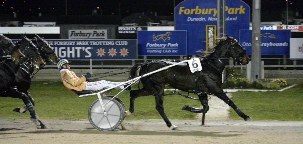 <i class='fa fa-info-circle red' aria-hidden='true'></i> FORBURY PARK THURSDAY HARNESS