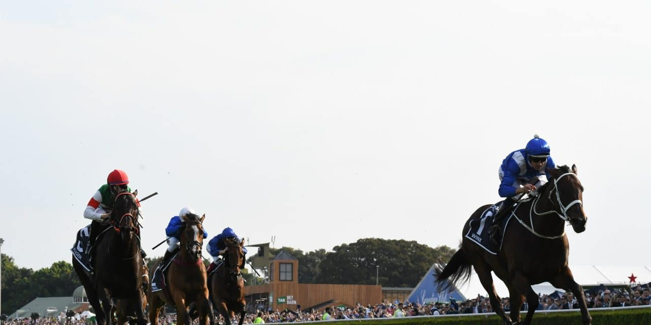 Winx bows out in a blaze of glory