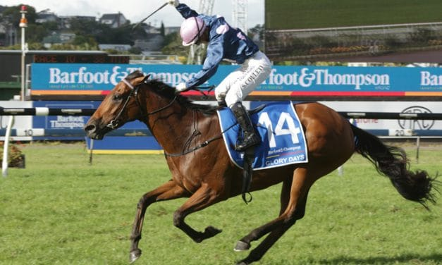 Thurlow happy to be the Sydney Cup underdog