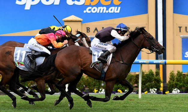 ETAH JAMES RETURNS TO AUSTRALIAN RACING