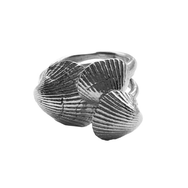 T/Raw Jewellery Rings  State of NatureSilver Naturally Summer ring