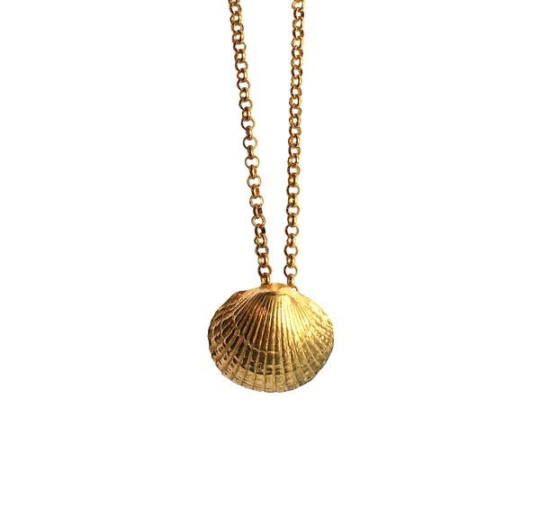 T/Raw Jewellery Necklaces  State of NatureGold-plated Naturally Summer necklace