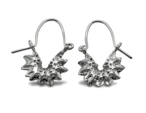 T/Raw Jewellery Earrings  State of NatureSilver Natural Born Star
