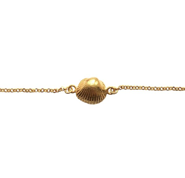 T/Raw Jewellery Bracelets  State of NatureGold-plated Naturally Summer bracelet