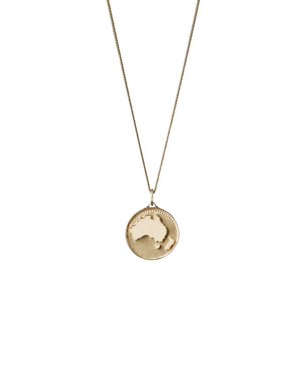 Unspoiled Jewels Necklaces  Goldplated silverGold-plated Australia