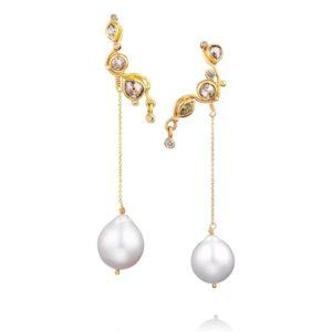 Bergsoe Jewellery Earrings  SeafireSeafire earrings